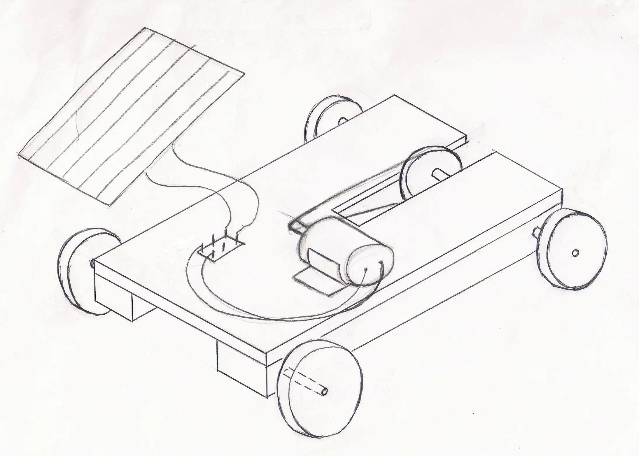 solar powered cars diagram solar power system diagram