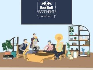 Red Bull Basement'18