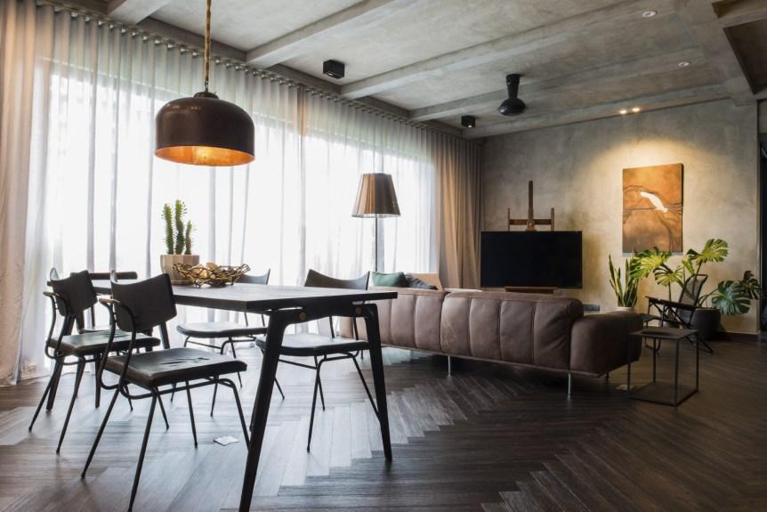 Airbnb Online Interior Design Modern Industrial