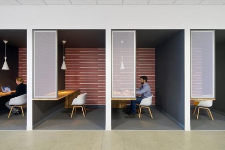 Semi Private Office Pods -Design-Tribe-Online-Interior-Design