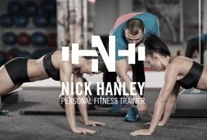 Nick Hanley Personal Trainer - Graphic Design Aardwolf Design