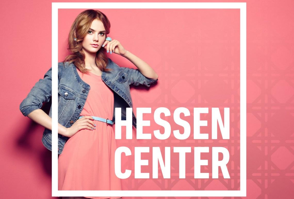 Hessen Center - Fashion Branding - Boutique Branding - Aardwolf Design