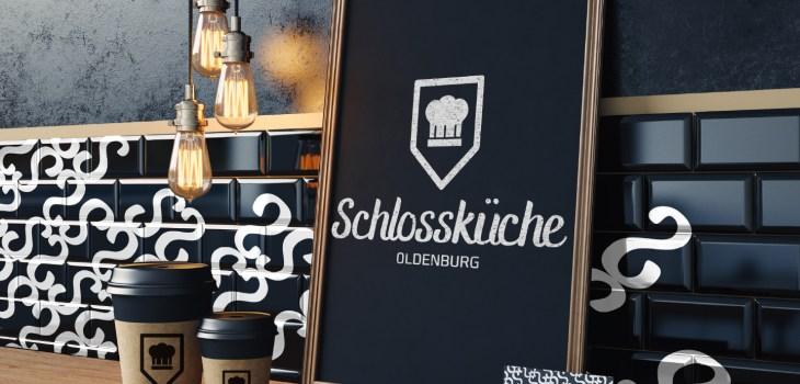 Schlosskuche Branding Graphic Design Identity Aardwolf Design Studio