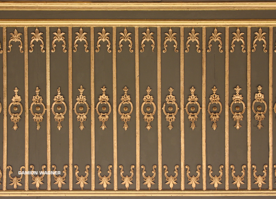 A Panel In The Sultan's House