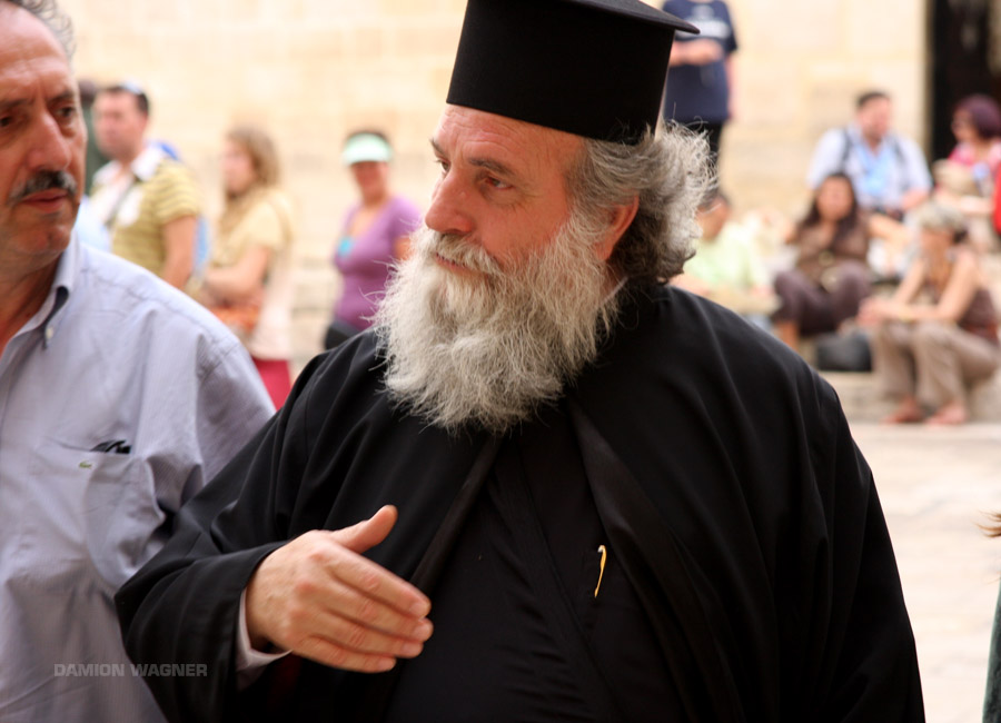 A Very Fashionable Man Of The Cloth Israel