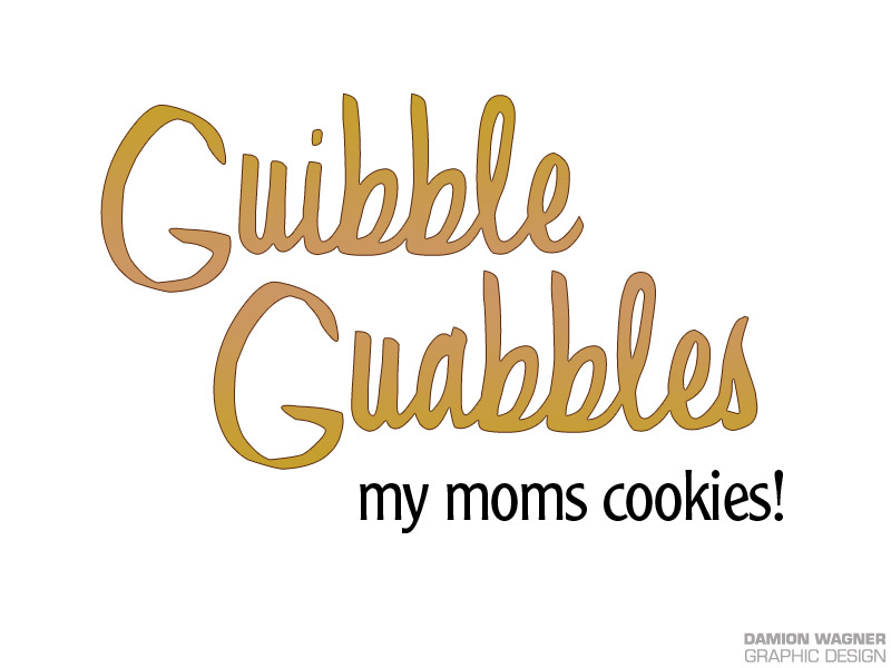 Guibble Guabbles My Mom's Cookies!