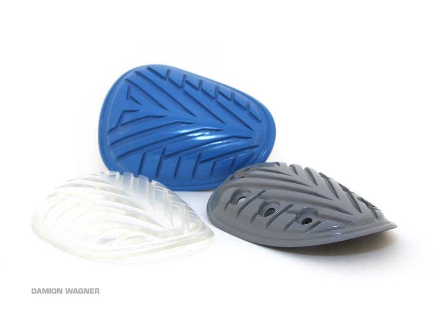 Plastic Sports Knee Pads