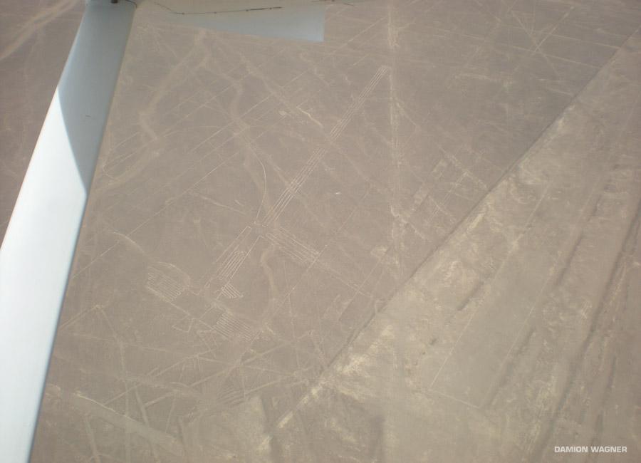 The Nazca Lines Via Rollercoaster Airways Peru
