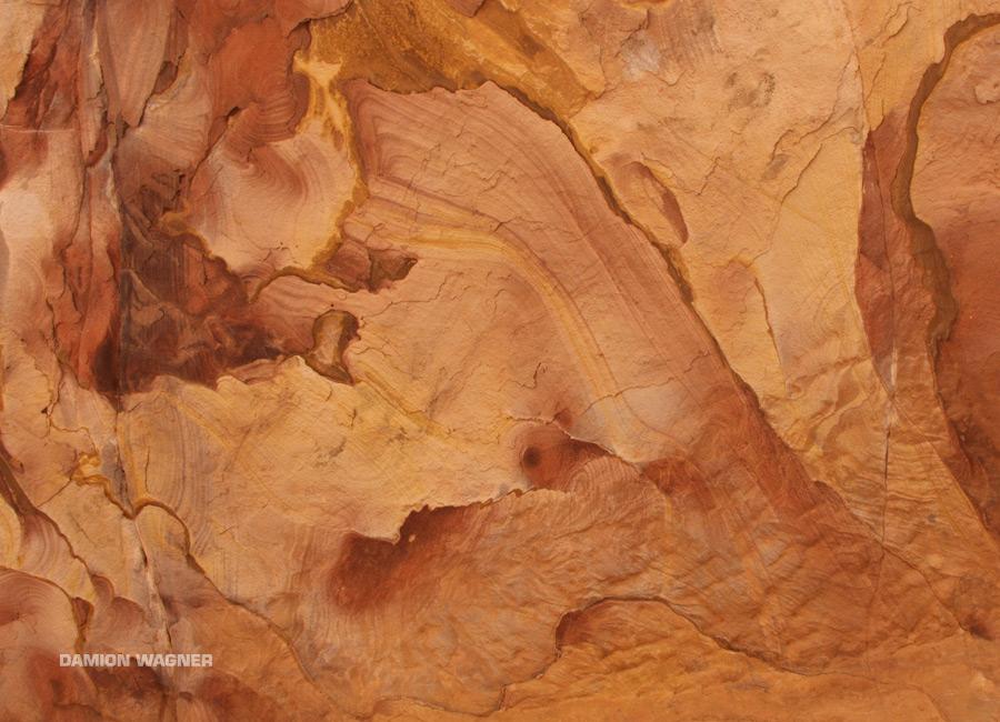 Walls Of Petra