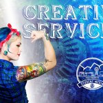 Signage/Promotion: RMSMC Creative Services
