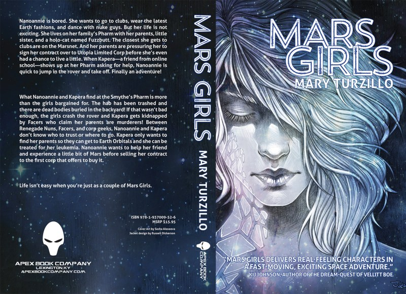 Mars Girls Full Cover