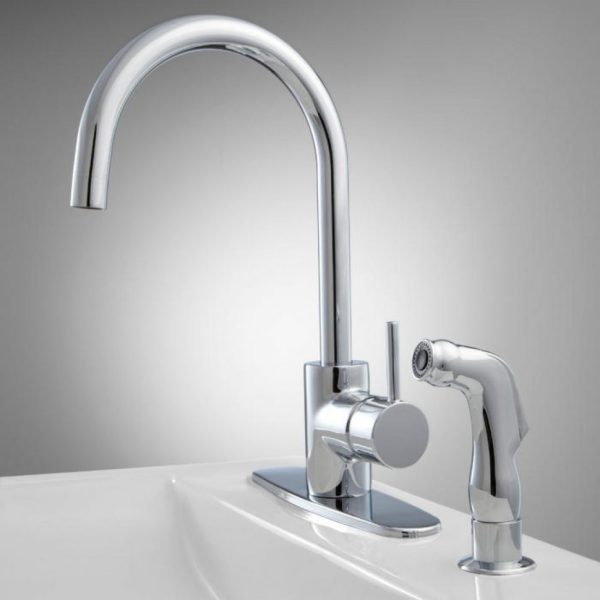 Gerber Kitchen Faucet Moen 3-design World