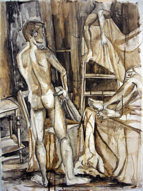 ART 2879 Figure Drawing II COLLEGE OF ART Amp DESIGN