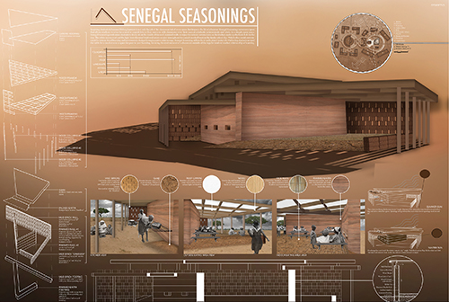 LSU Architecture Students Place in Top of Earth Architecture Competition  COLLEGE OF ART  DESIGN