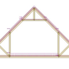 Truss Style Diagram Ge Rr7 Wiring Attic Trusses Structural Engineering Other Technical
