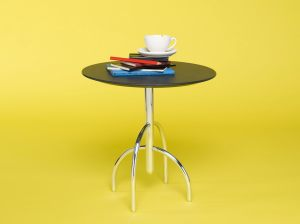 Lots at the Wright auction include Laske's most recognized pieces, like the Cactus table for Knoll