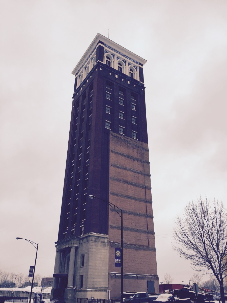 The New (Old) Sears Tower: Reclaiming a Structural Icon in North Lawndale