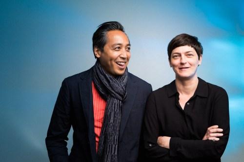 Sean Gallero and Petra Bachmaier/Photo: Joe Mazza/Brave Lux