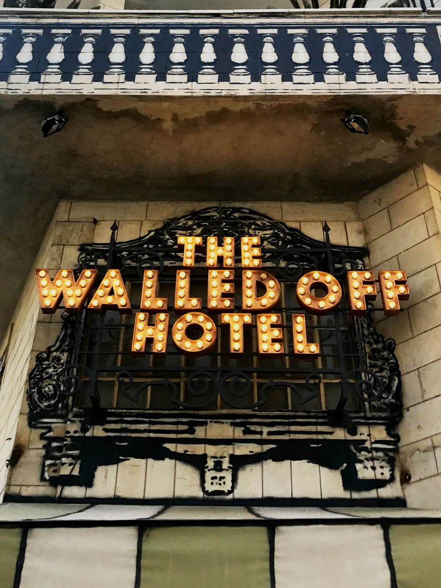 O Little Town of Bethlehem, Palestine: Checking in at Banksy's The Walled Off Hotel