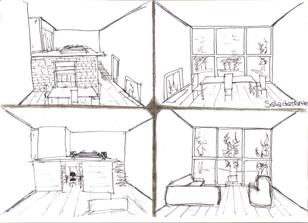 Progetto di Flavia Morandini e Michela Sugamusto  Laboratorio di Progettazione 1B