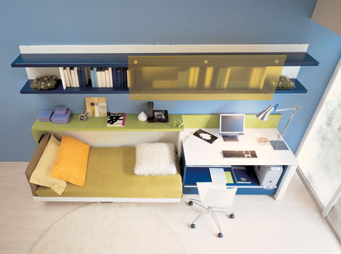 Cool Murphy Beds: Poppi