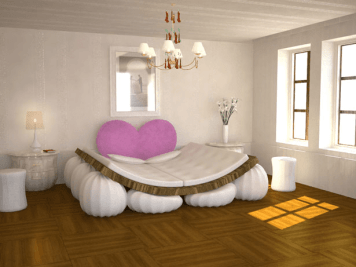 Easy Express Emotion Bed