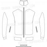 tracket jacket vector