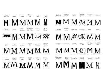 AlphabetTypefaces_M