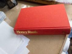 Plain red book