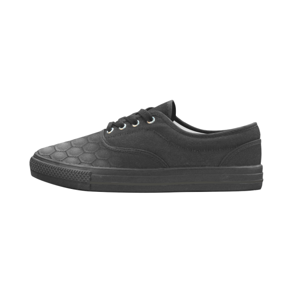 TERATOMIC CANVAS SHOES