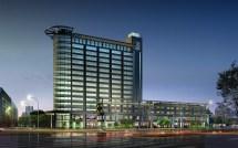 Luxury Modern Apartment Building