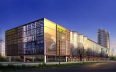 3D Modern Building Design (21)