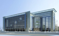 3D Modern Building Design (23)