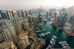 Dubai View From Building Rooftops (6)