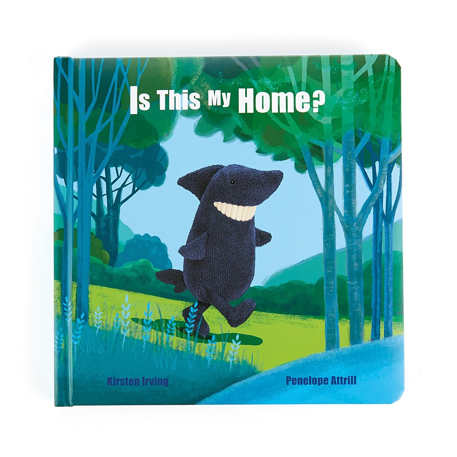 My Home 24 Is This My Home Story Book - Jellycat - Design 24 Gifts