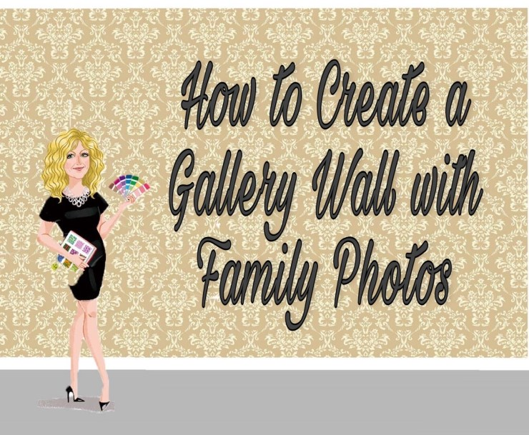 Creating gallery walls