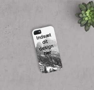Design dine iPhone 4 covers, passer også til iPhone 4s