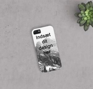 Design dine iPhone 4 covers, passer også til iPhone 4s