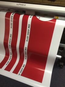 Print på papirfolie