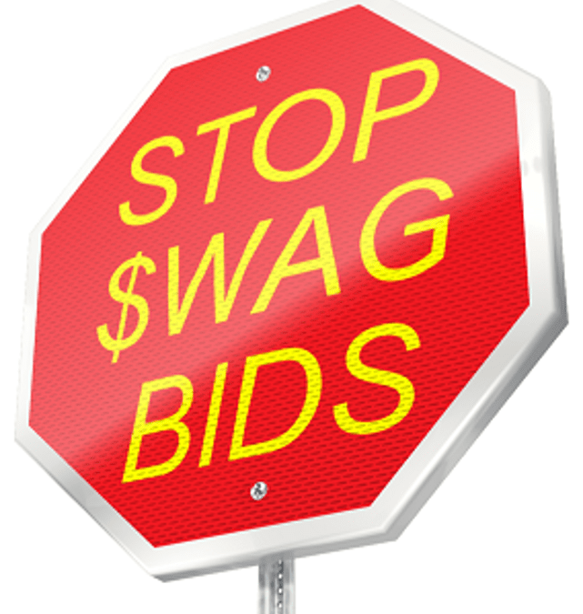 eLearning Project Tip 8: Stop SWAG Bids, Save $$$