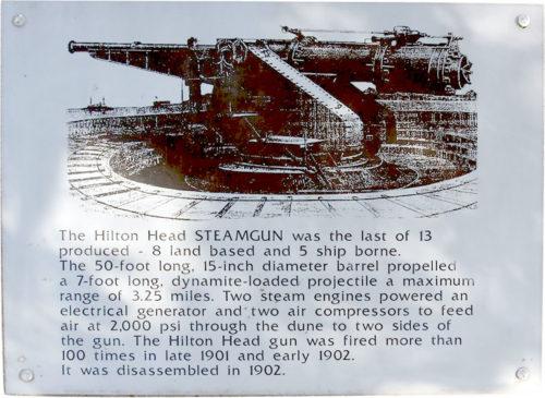Hilton Head Steamgun