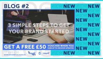 2. 3 Steps to Get Your Brand Up and Running - The Design97® Blog. Graphic Design Services, Copywriting Services and Printing Services provided by Design97® - Creative Agency based in North Wales