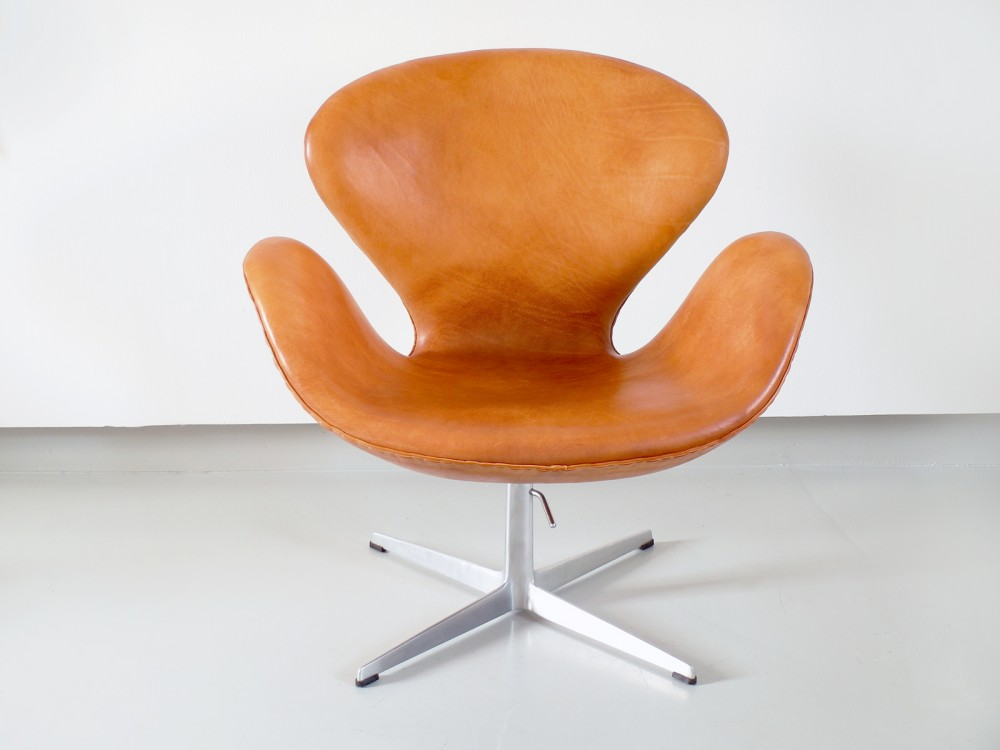 arne jacobsen swan chair modern accent early by 1967 design addict prev