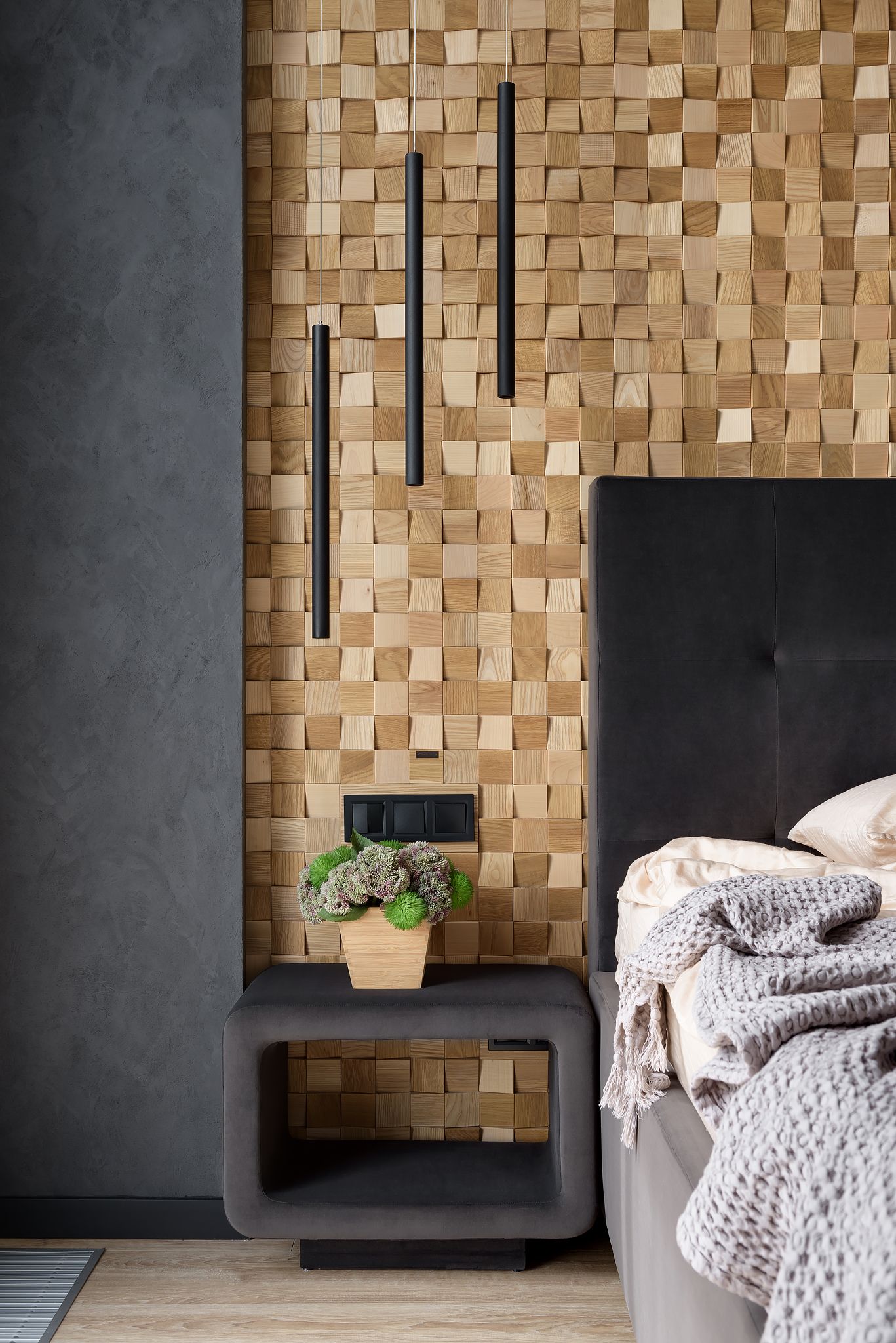 yourforest mosaic wooden wall panels collection