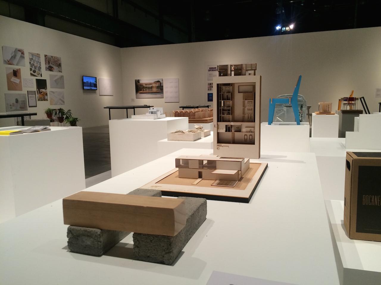 Regional una retrospectiva de dise o y arquitectura en for Arquitectura o diseno industrial