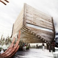 Architecture: Kimball Art Center by BIG (Bjarke Ingels)