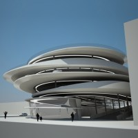 Architecture + Design: Miami Beach Parking Garage by Zaha Hadid