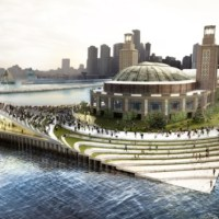 * Architecture: Chicago Navy Pier Proposal by BIG Architects (Bjarke Ingels) + AECOM