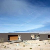 * Residential Architecture: Desert House by Marmol Radziner