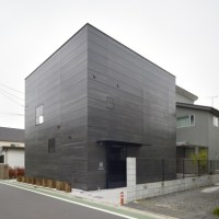 * Residential Architecture: House in Kokubunji by Suppose Design Office